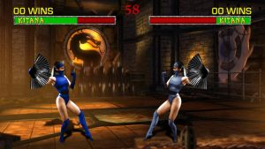Mortal Kombat II HD Remix by mynando