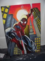 The Amazing Spider-Man by AnnaBitti