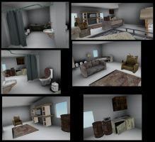 new Player House Part.2 by DennisH2010