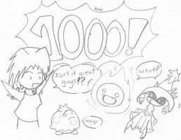 ONE THOUSAND? Oh yeah- by Rinoke