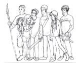 The Heroes of Olympus by TeddysTwin
