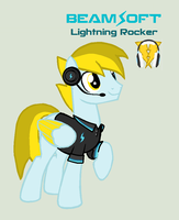 Lightning Rocker - Beamsoft Uniform by LR-Studios