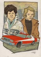 Starsky and Hutch by DenisM79