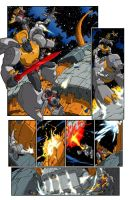 Transformers Animated page by MattMoylan