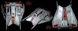2010 Snowspeeder Custom by jvcustoms