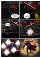 Superboy: The Exile page 14 by kevmann