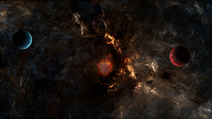 Supernova - 1920x1080 by abluescarab