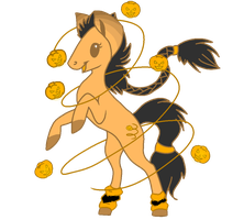 Pony Adoptable 2 CLOSED by Funoccorono