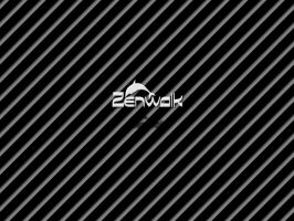 Zenwalk Carbon and Aluminum by Zwopper