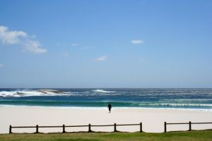 Cape Town Beach by gerryray
