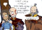 A little Zutara here and there by shaolinfeilong