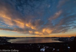 Lookout sunrise130204-6 by MartinGollery