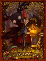 Over The Garden Wall by LiDingnan