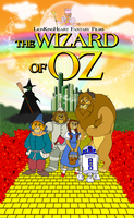 LKHFF Wizard of OZ poster by BennytheBeast