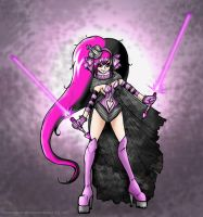 Angeliq is Queen Sith by AtomicBunny