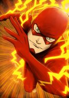 Flash by kaicastle
