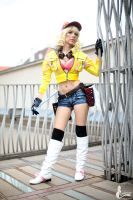 Cindy - Final Fantasy XV by greengreencat