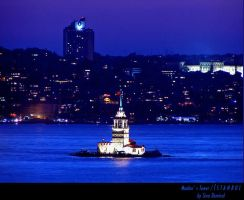 Maiden's Tower Reloaded by sinademiral