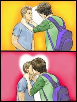 ~Just Kiss the Boy by VeranoViento