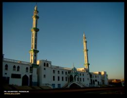 Al-shafee Mosque by mustange