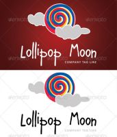 Lollipop Moon by sixthlife
