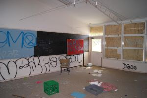 abandoned school 4 classroom by legend3459