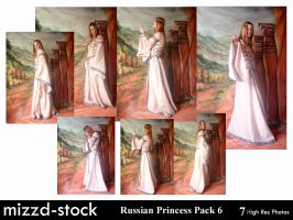Elven Princess Pack 6 by mizzd-stock