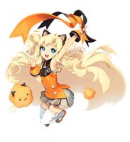 Vocaloid SeeU Render by Sheirasan