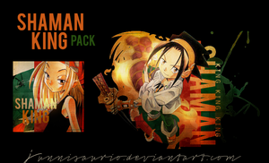 Shaman King Pack. by Junnisaurio
