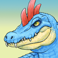 Portrait - Feraligatr