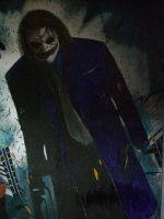 the joker by ciprianusmaximus