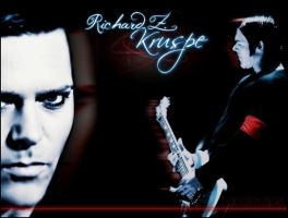 Richard Kruspe... by LanaArts