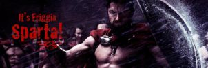 300, the banner by thefreaks
