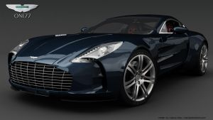 Aston Martin One77 2 by RJamp
