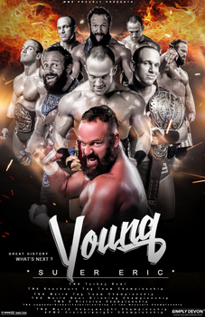 Eric Young 2016 Poster by workoutf