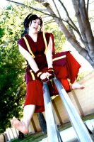 Toph PS: Fear by SuperSilkie