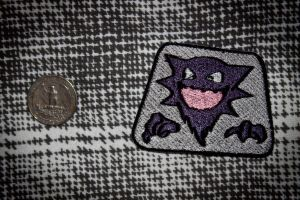 Sabrina's Haunterr Patch by Rae-Lynn