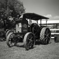 Rumely Oil Pull Tractor by rdungan1918