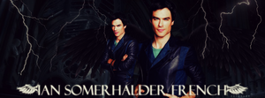 Ian Somerhalder French by N0xentra