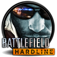 Battlefield: Hardline - Icon by Blagoicons