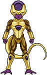 Frieza Golden by UltimateLomeli
