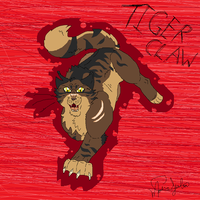 Tigerclaw: The Monster by MajuFogo