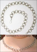 Mobius Necklace by immortaldesigns