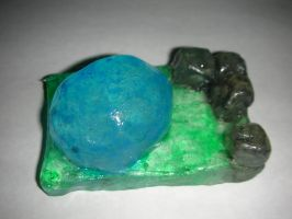 Glass slime by Xoxorian