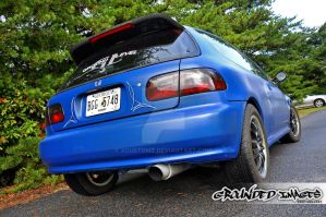 95 Civic Hatch Project 3 by xcustomz