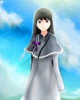 Tomoyo OCA uniform by ekographartsign