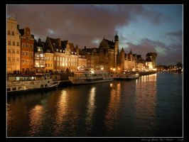 Historical Gdansk by Lady-CaT