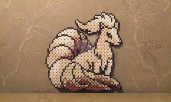 PerlerNinetales by RavenTezea