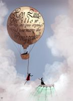 Willow and the Balloonist by Kiwa-Ku