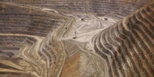 Bingham Copper Mine by thevictor2225